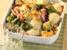Rosenkohlgratin Rezept | EAT SMARTER