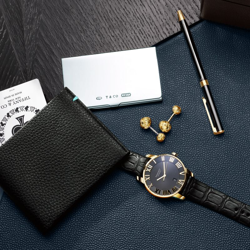 Gifts Guide | Business card case, Card case and 18k gold