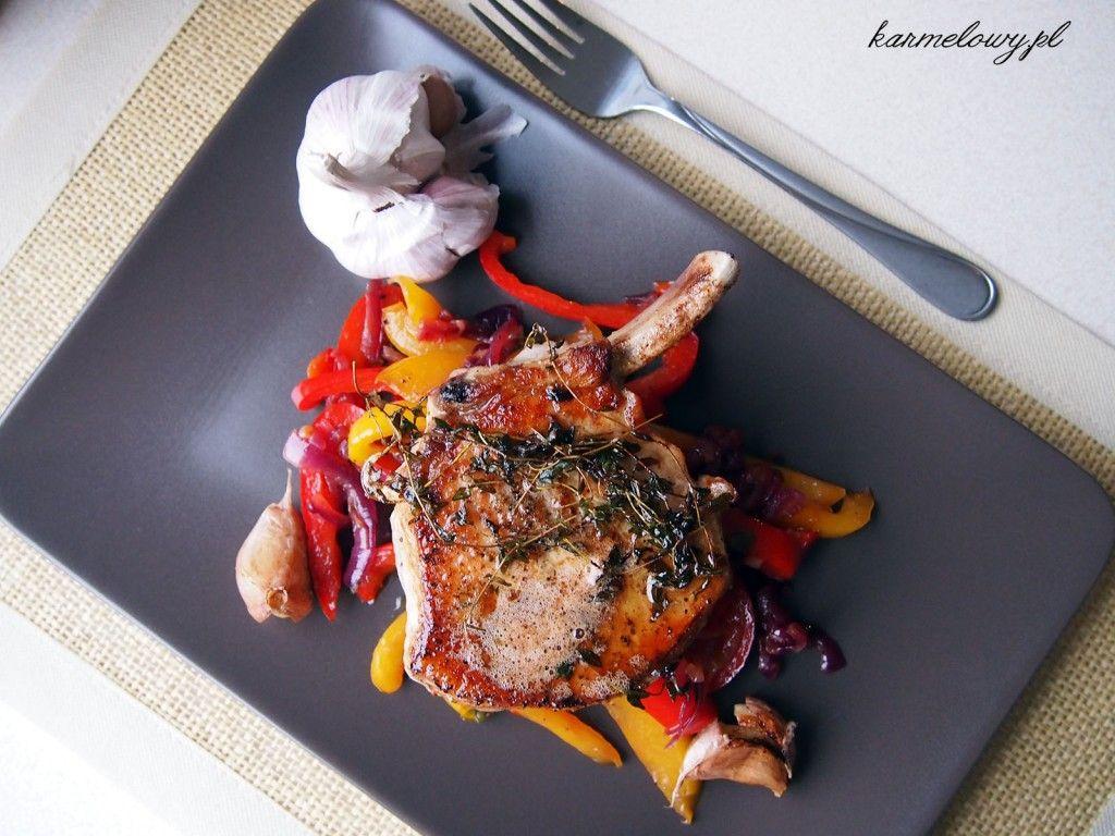 Kotlety Wieprzowe Ze Slodko Kwasna Papryka Gordona Ramsaya Recipe Stuffed Peppers Gordon Ramsay Recipe Pork Recipes