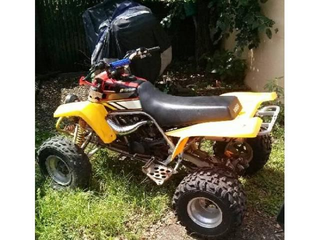 97 Banshee 4 Wheeler With Renthal Bars Front And Rear 2200