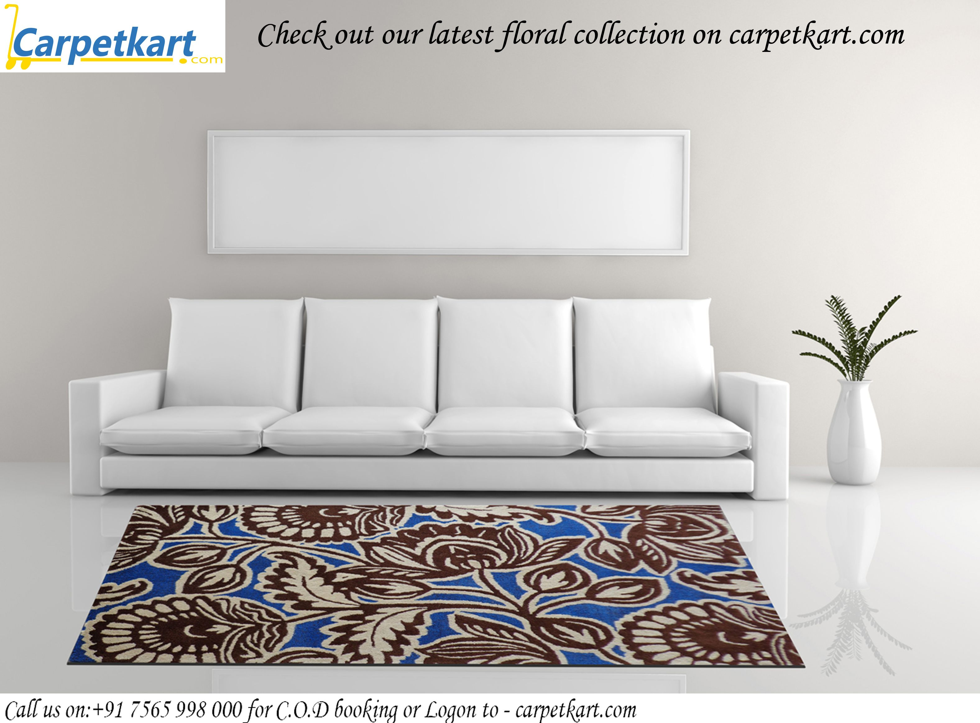 Latest Fl Carpets Rugs Collection From Carpetkart India S Gest Online Best Price