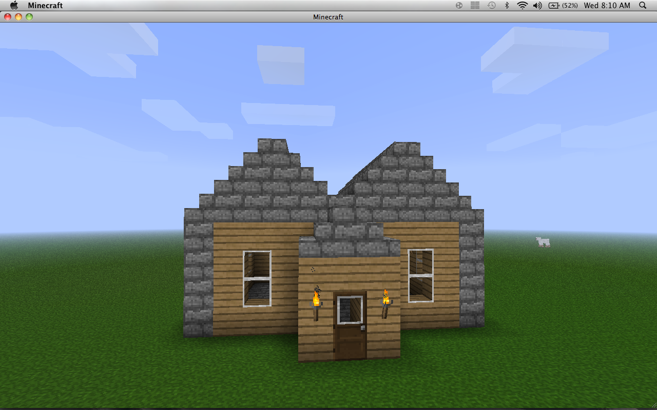 Pin by Tabitha on Minecraft | Easy minecraft houses ...