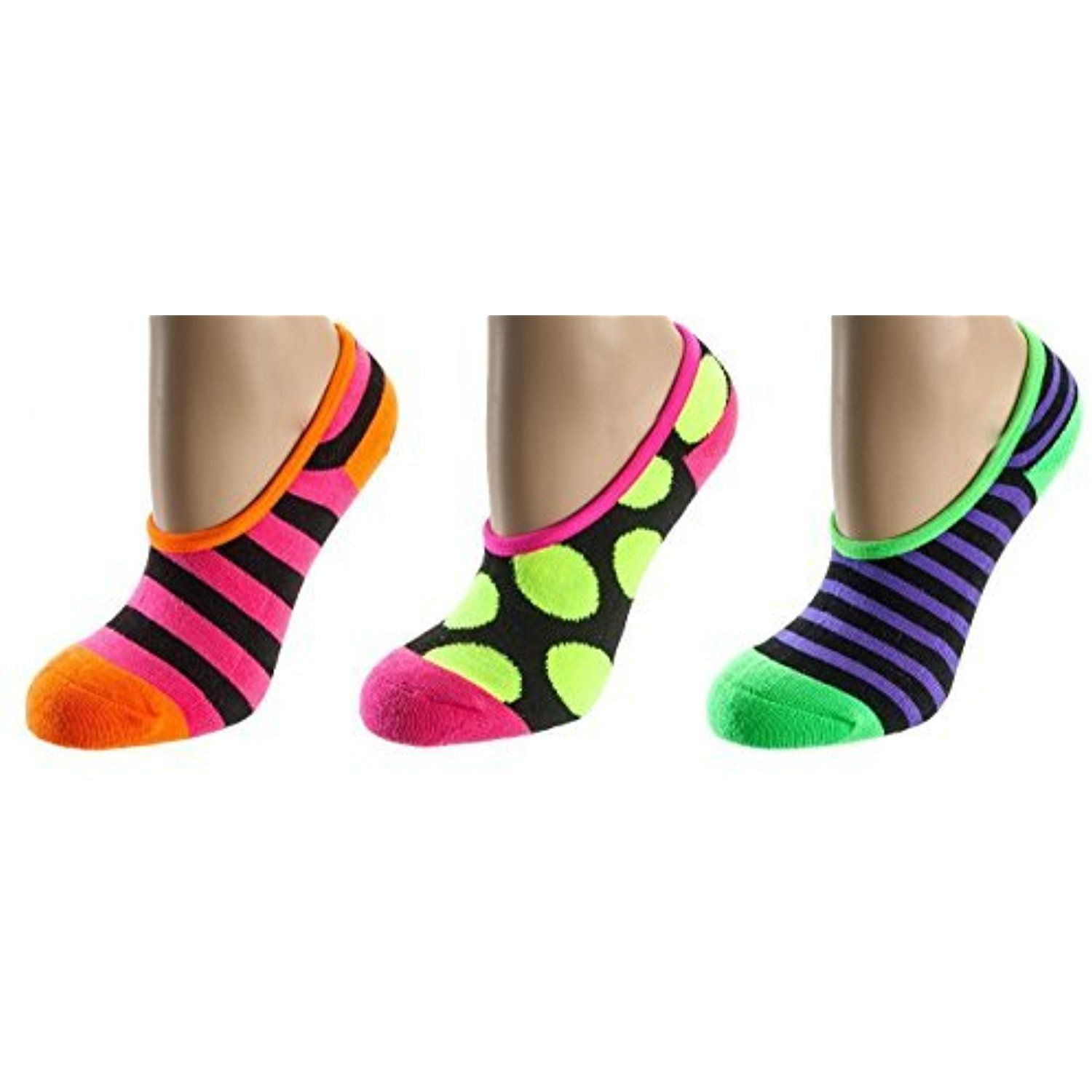 Women S Acrylic Thick No Show Socks Non Slip Silicone Grip Cushion Hidden Foot Liners Visit The Image Link More Details This Is No Show Socks Women Socks