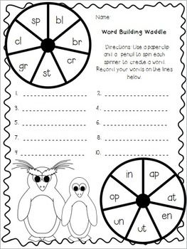 Penguin Power (Common Core Aligned Literacy and Math