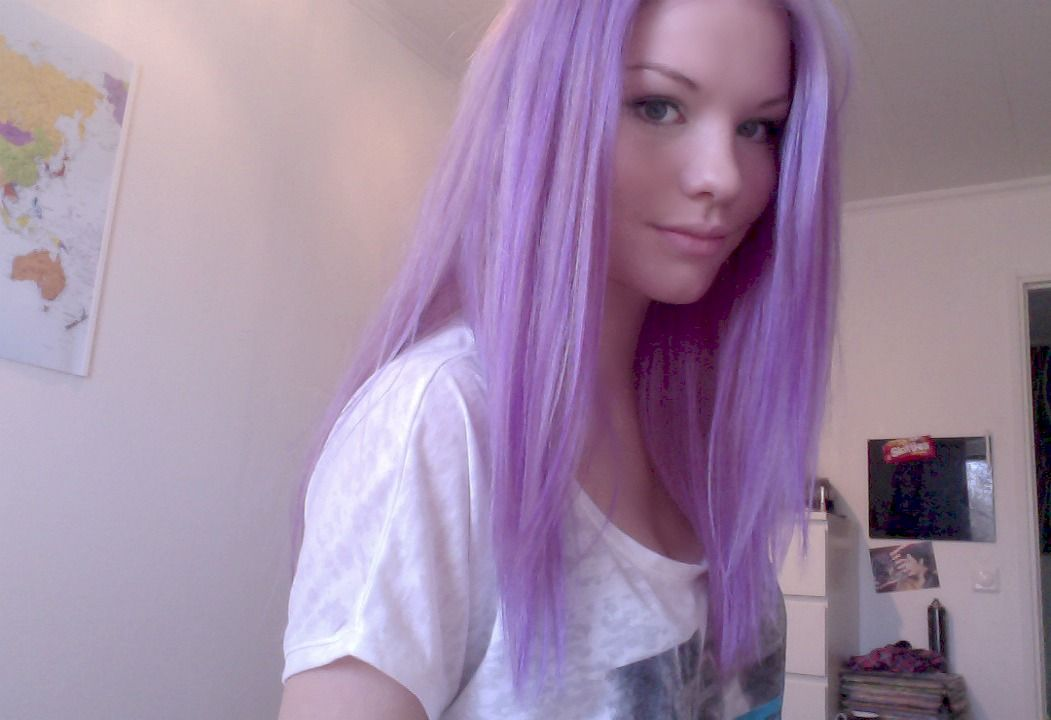 Image by Irish Rounder on Selfieness Directions hair dye
