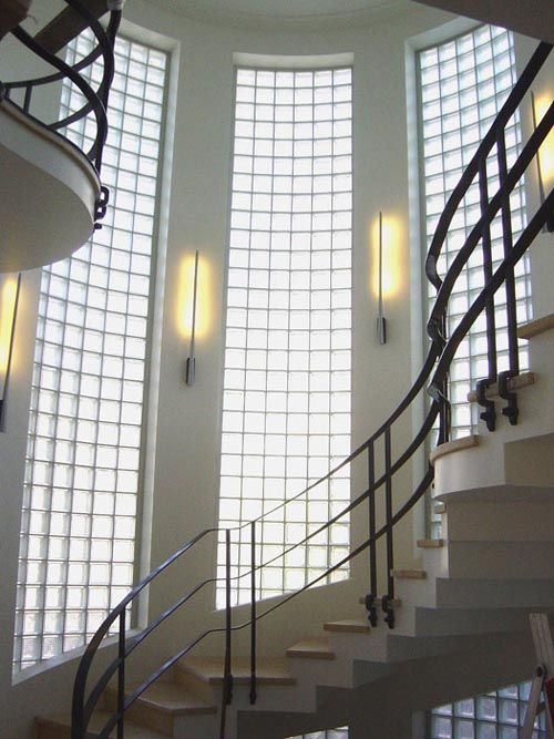 Old Art Deco Staircases Did This Inspire The Staircase In