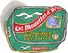 Gonidec Sardines for sale. Buy online at Zingerman's Mail Order. Gourmet Gifts. Food Gifts.