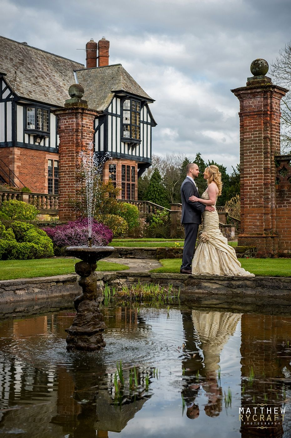 Inglewood Manor Wedding Photography Cheshire Venue Chester North West