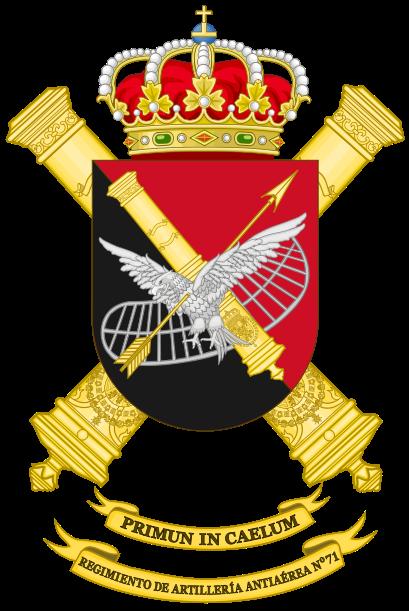 RAAA 71- Regimiento de Artillería Anti aérea Nº 71