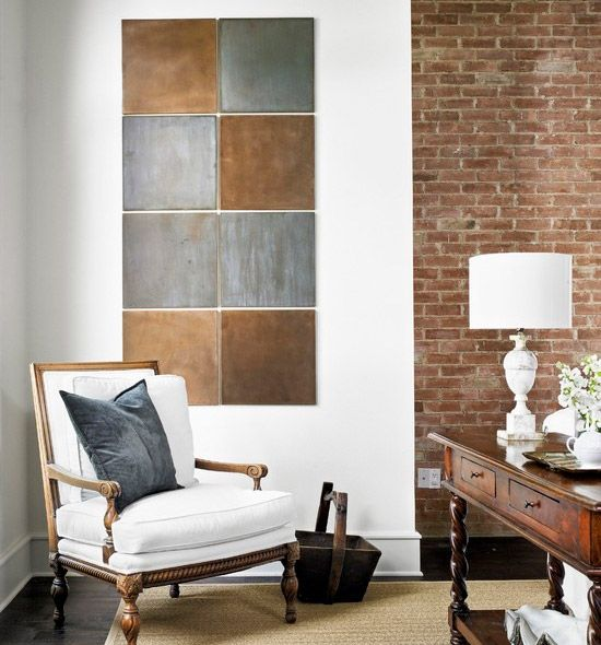 36 Creative DIY Wall Art Ideas for Your Home | Diy wall art, Diy ...