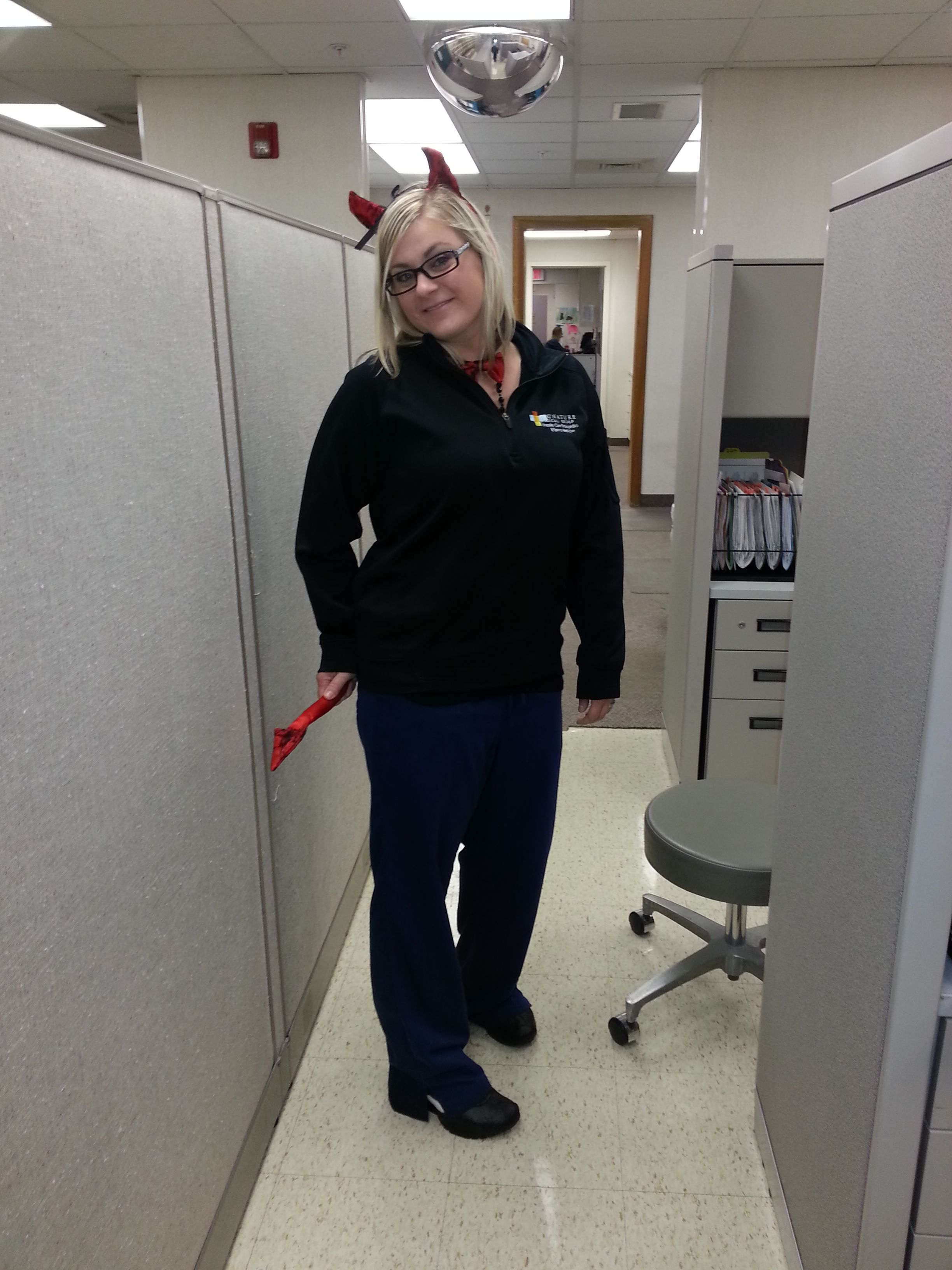 Happy Halloween from Premier Care Orthopedics and Sports