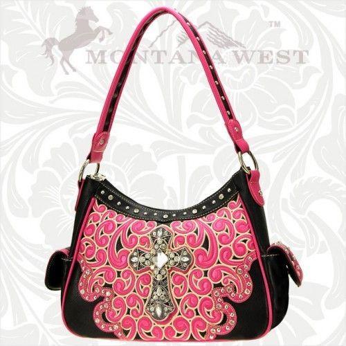 Montana West Spiritual Collection Handbag (CON-8226)
