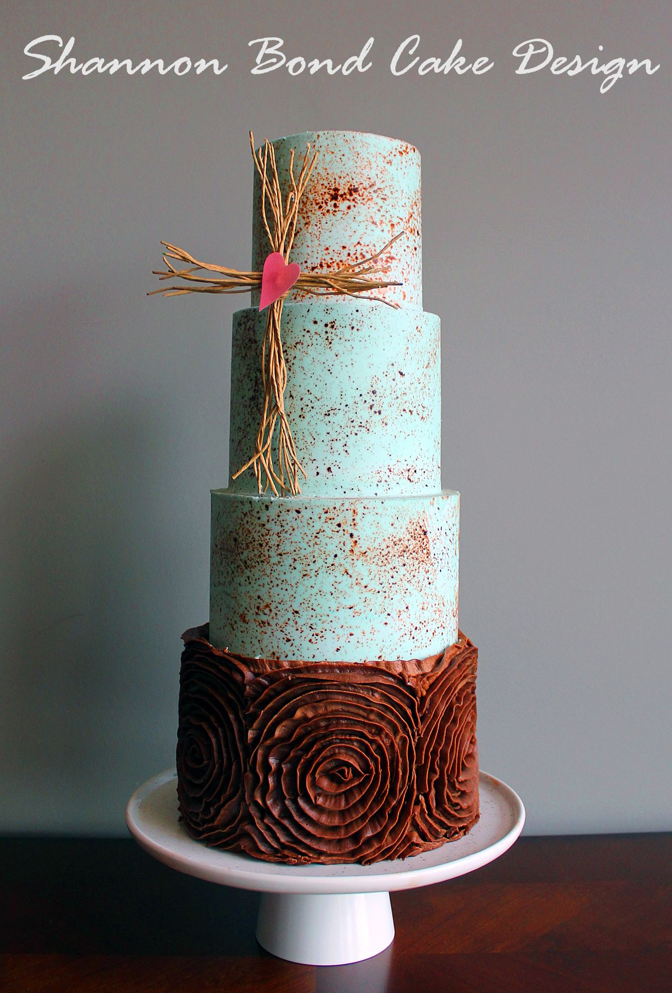 Awesome Easter Cake / Shannon Bond Cake Design/ Www.sbcakedesign.com / Kansas City.  Beautiful Wedding ...