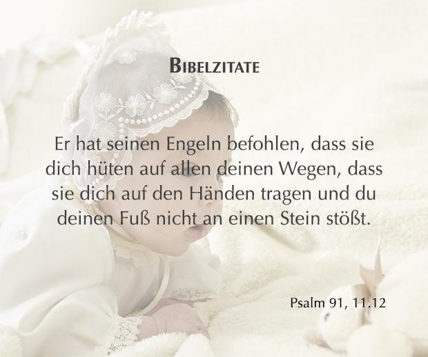 Die Schönsten Taufsprüche Bibelzitate Sprüche Zur Taufe