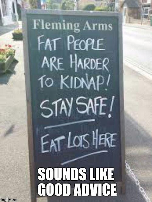 Sounds like good advice