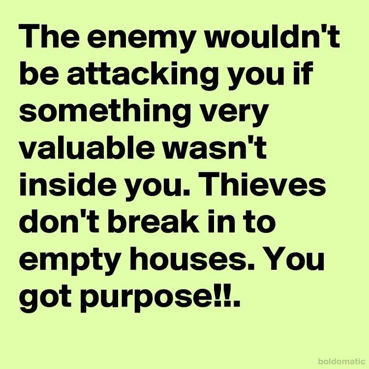 Be Watchful Of The Enemy S Subtle Attacks Inspirational Quotes Prayer Quotes Inspirational Words