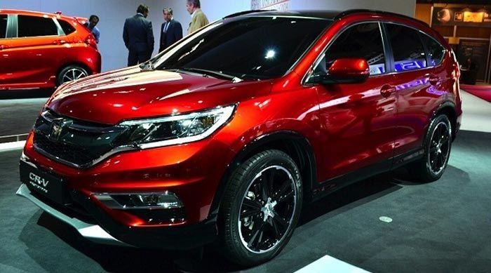 2017 Honda Crv Hybrid Suv Full Review Http Www Designdellautomobile