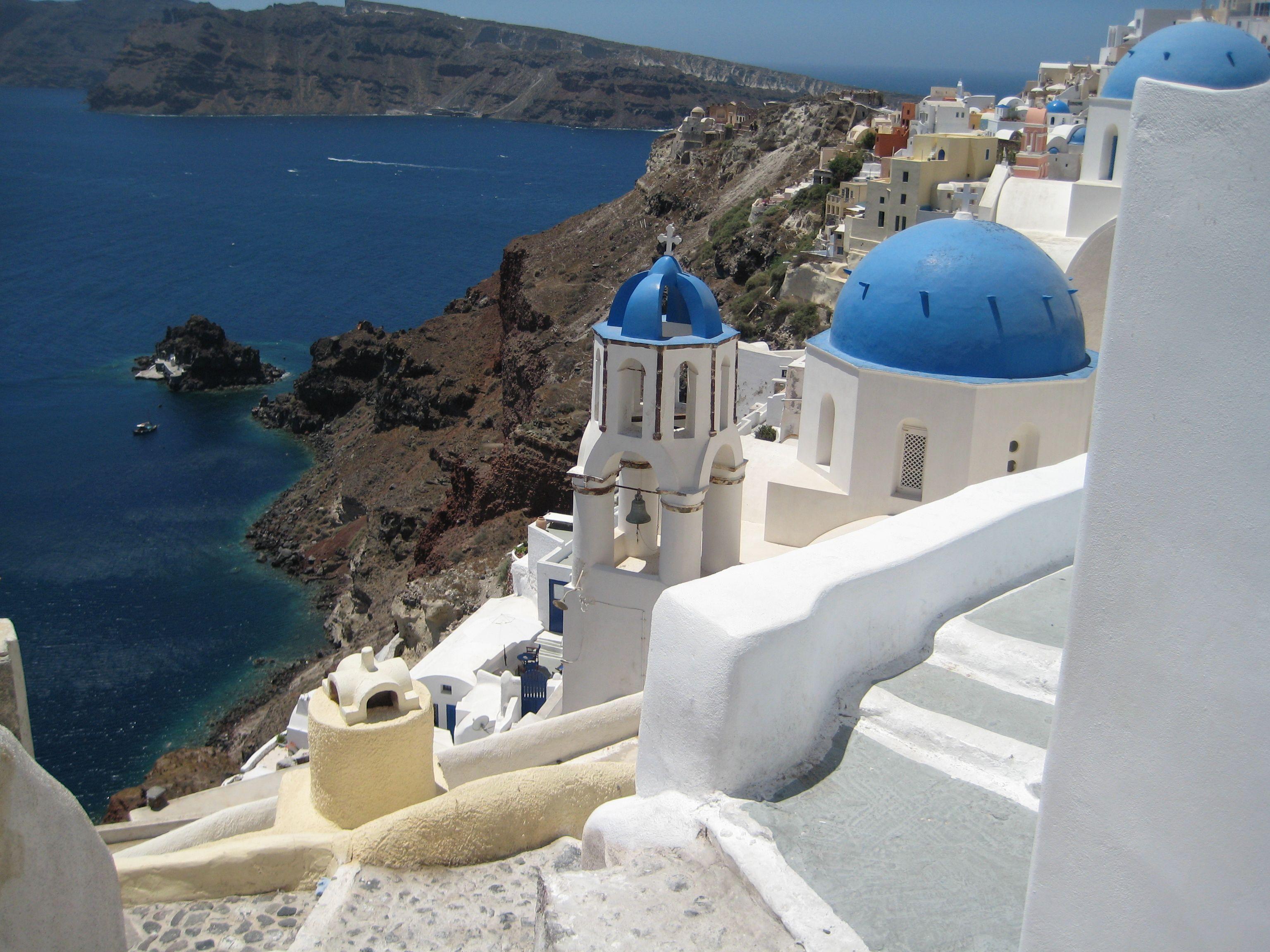 Oia, Santorini, Greek Isles