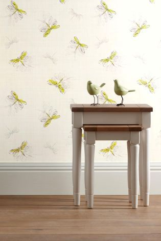 Buy Dragonfly Wallpaper from the Next UK online shop ...