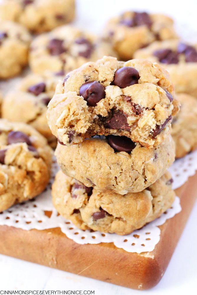 Chocolate Chubbies Cookies
