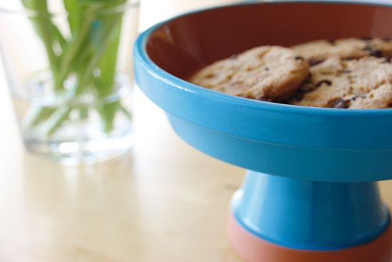 diy kleine kuchenplatte selbstgemacht diy selbstgemacht selbstgemacht tont pfe und basteln. Black Bedroom Furniture Sets. Home Design Ideas