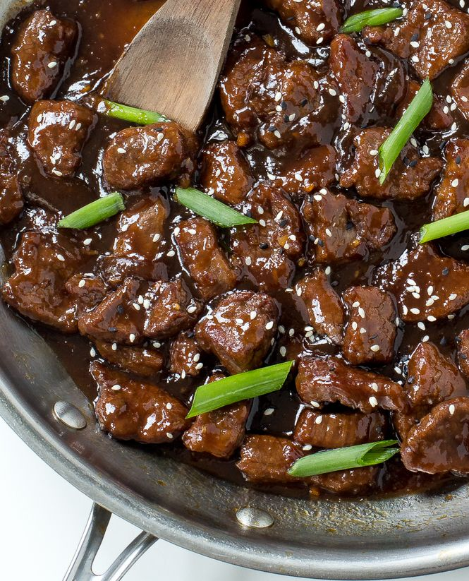 30 Minute Mongolian Beef Recipe With Images Food Recipes