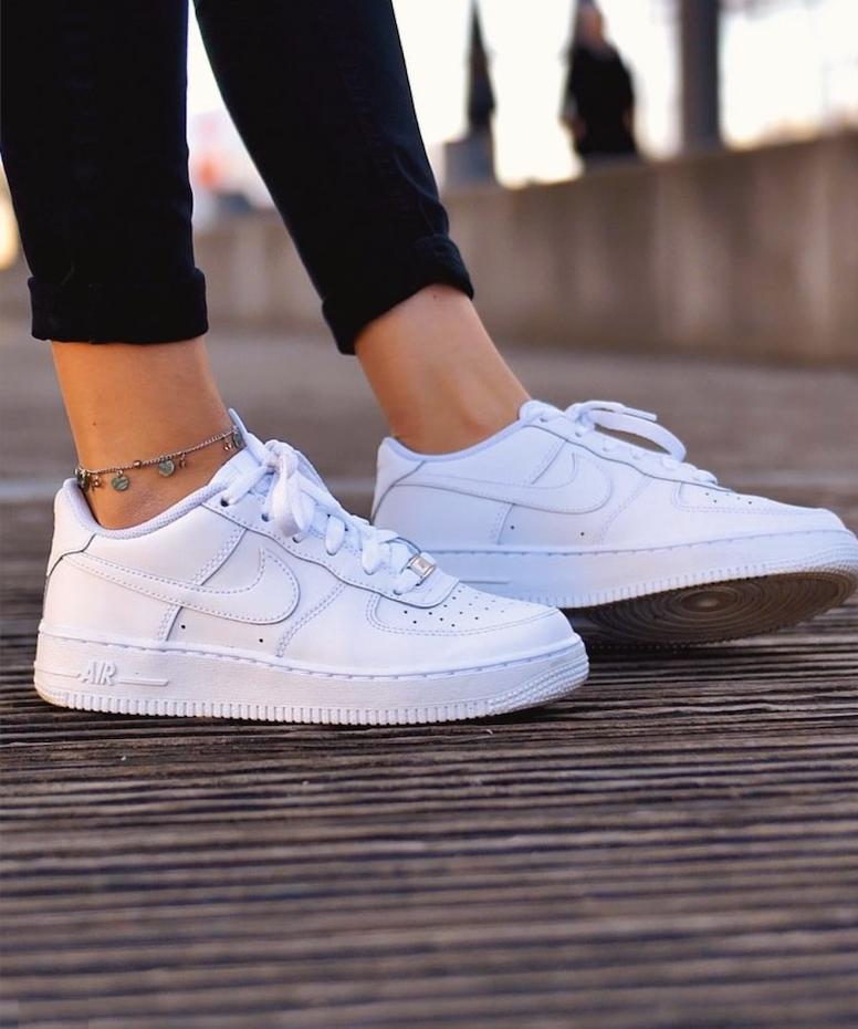 Girls Nike Air Force 1 Low