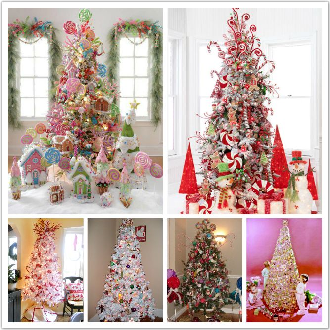cute heart things christmas decor ideas or 40 christmas tree ornaments - Candy Ornaments For Christmas Tree