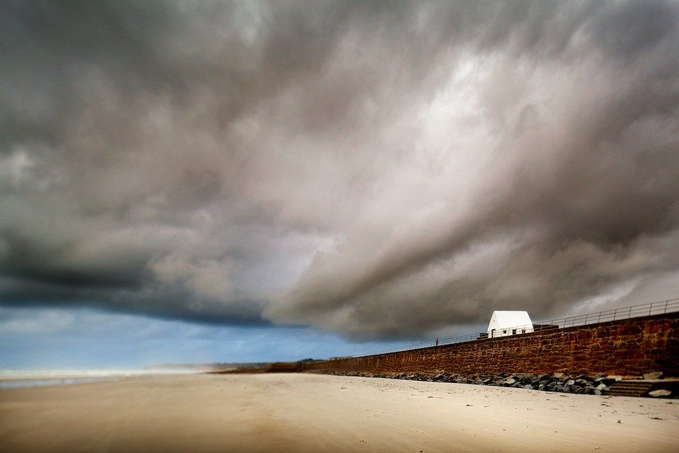 landscape photography in Jersey Channel Islands by andy le ...