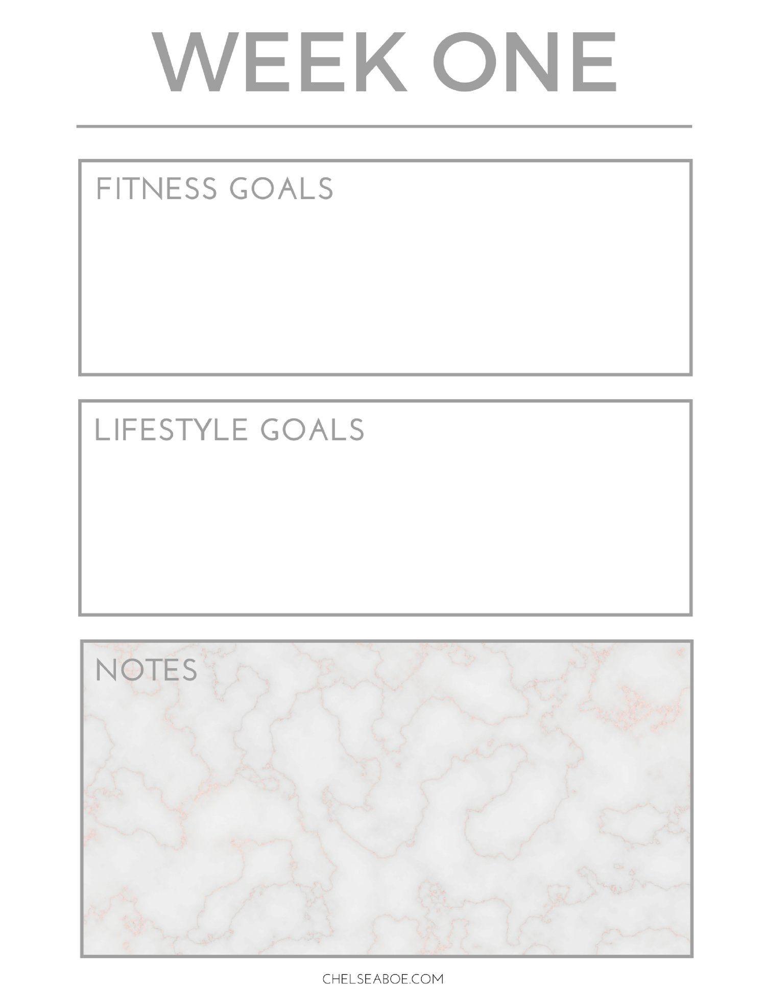 Goal Planner
