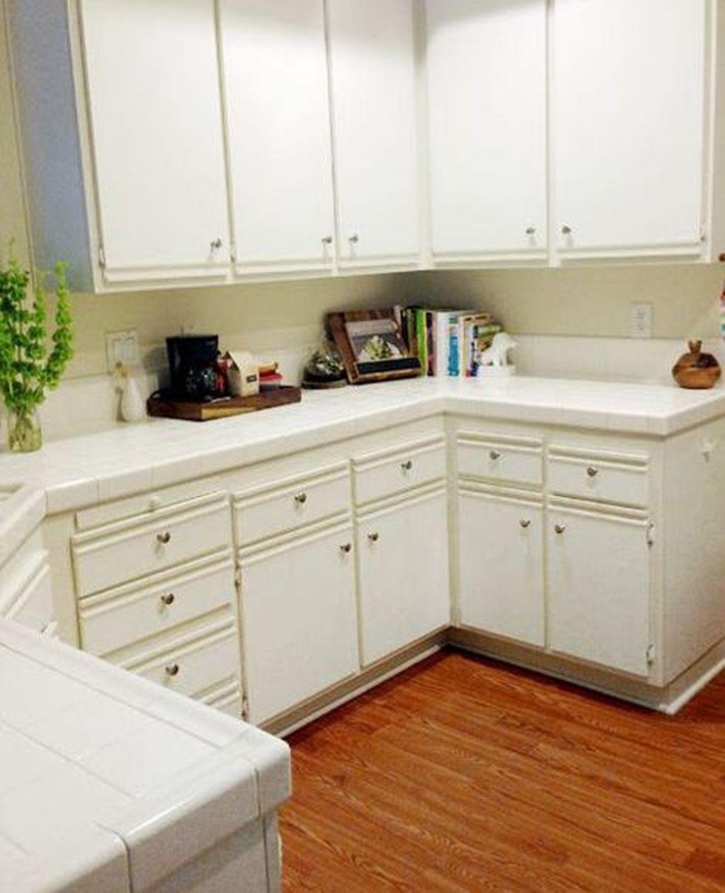45 fabulous kitchen cabinet design for apartment kitchen kitchen rh pinterest com