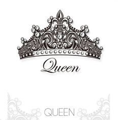 I like this crown for a tattoo.