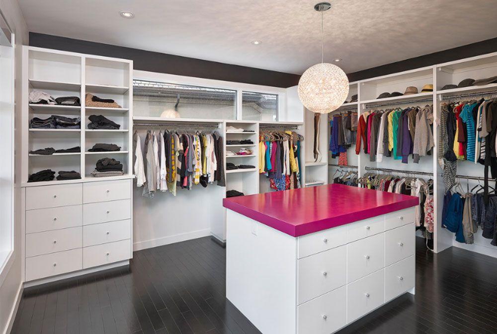 Closet Light Fixtures Ideas Hauptschlafzimmer Begehbarer Schrank Begehbarer Kleiderschrank Design