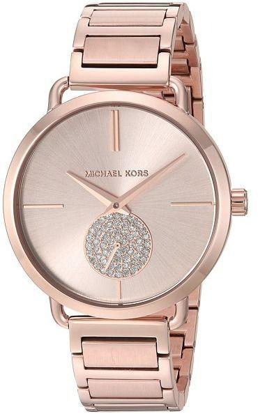 62e07357d768 Michael Kors MK3640 - Portia Watches. Michael Kors MK3640 - Portia Watches  Rose Gold Watches