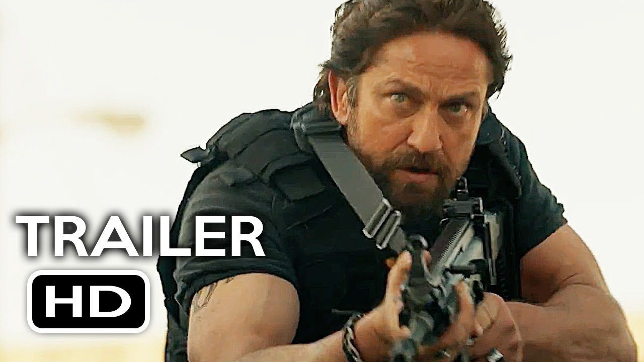 Den of thieves official trailer 1 2018 50 cent gerard