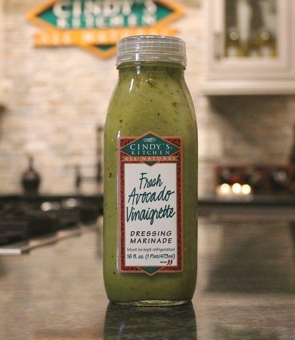 Cindy S Kitchen Product Fresh Avocado Vinaigrette I Buy