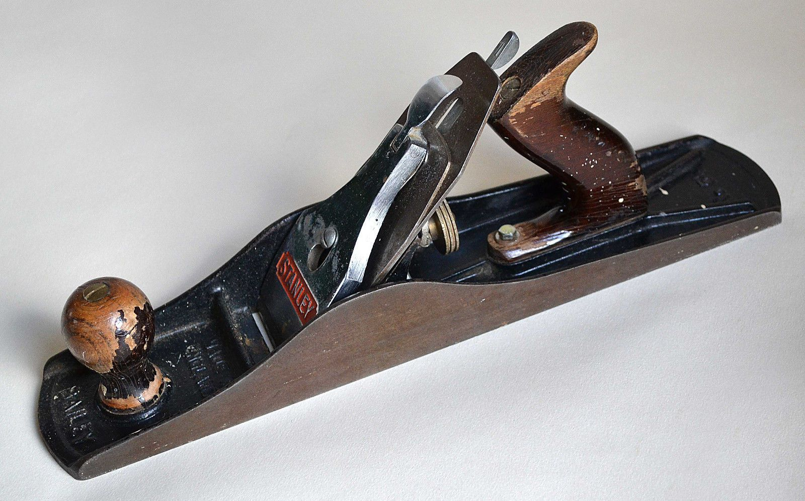 Vintage Stanley Bailey No. 5 1/2 (five and a half) Plane | Antique Tools - Planes | Antique ...