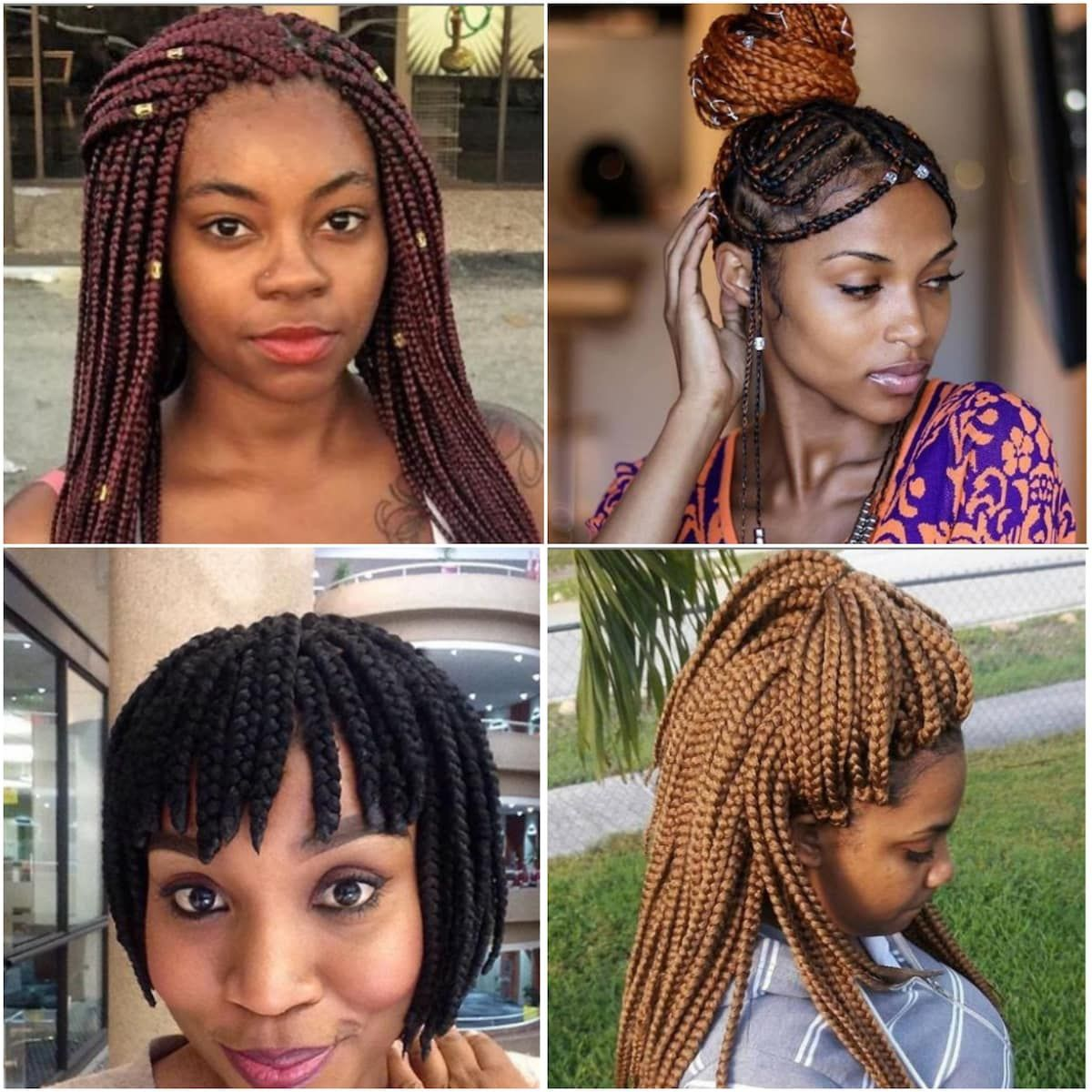 Free Hand Cornrows Hairstyle 2020 In 2020 African Braids Hairstyles New Braided Hairstyles Hair Styles