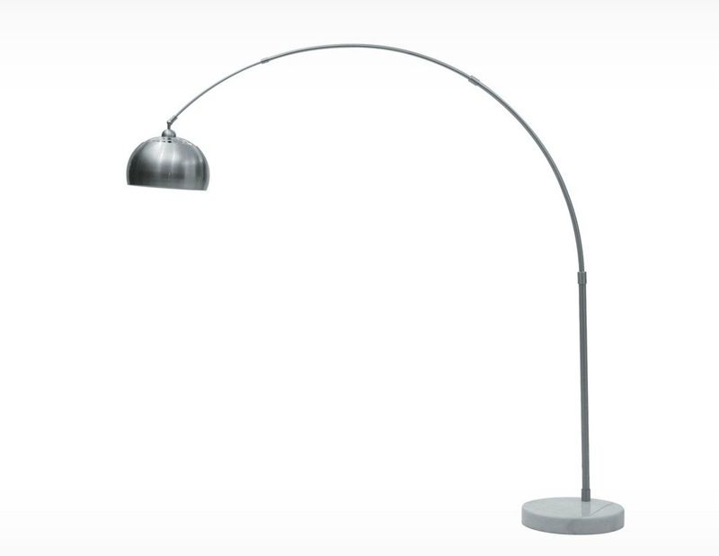 Arc Or Arch Floor Lamps Roundup Apartment Therapy