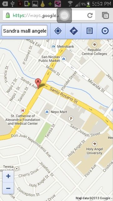 Pin on LOCATION of BEAUCHE ANGELES Santos Street Angeles City Map on filipino dancers in angeles city, lost in asia angeles city, mirrors club angeles city,