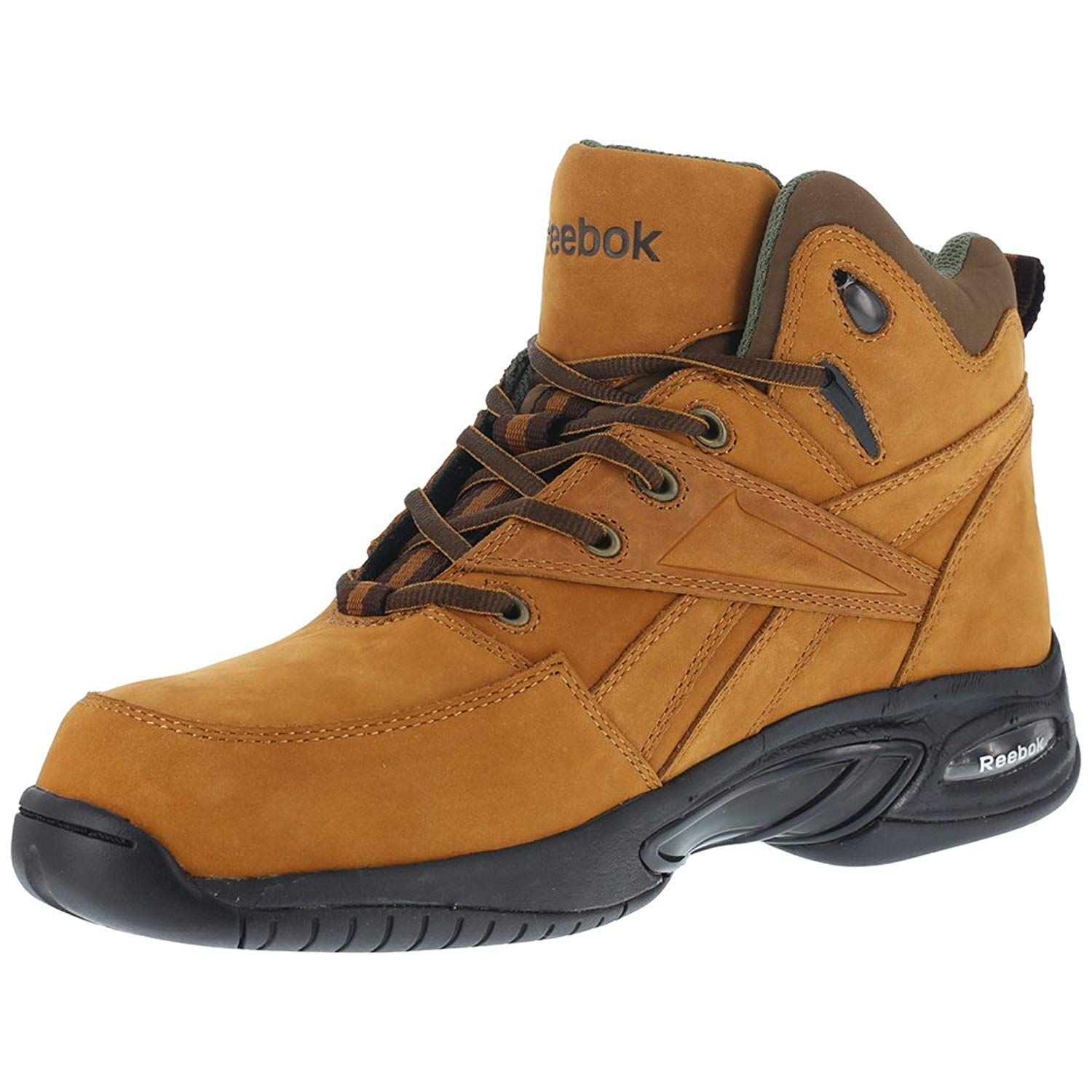 537bdf70b1b RB4388 Reebok Men s Classic Performance Safety Boots - Golden     You can  get additional details at the image link.  CampingBoots