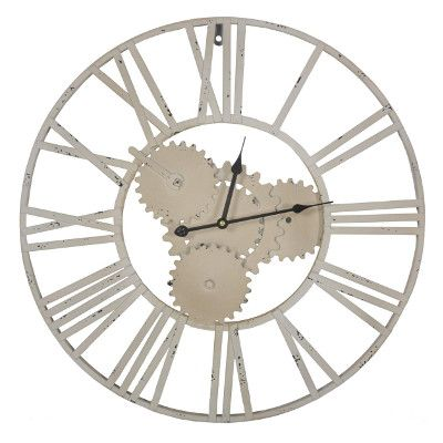 CLOCK GEAR GREY\/BRN   Maxwell \ Williams Canada Size   Dr Livingstone  Dr Livingstone I Presume Accessories