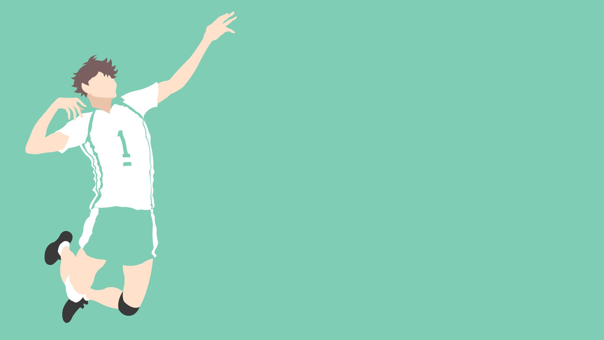 2048x1151 Oikawa Toru Haikyuu Minimalist Wallpaper By Zaimsidqi Haikyuu Wallpaper Haikyuu Anime Oikawa
