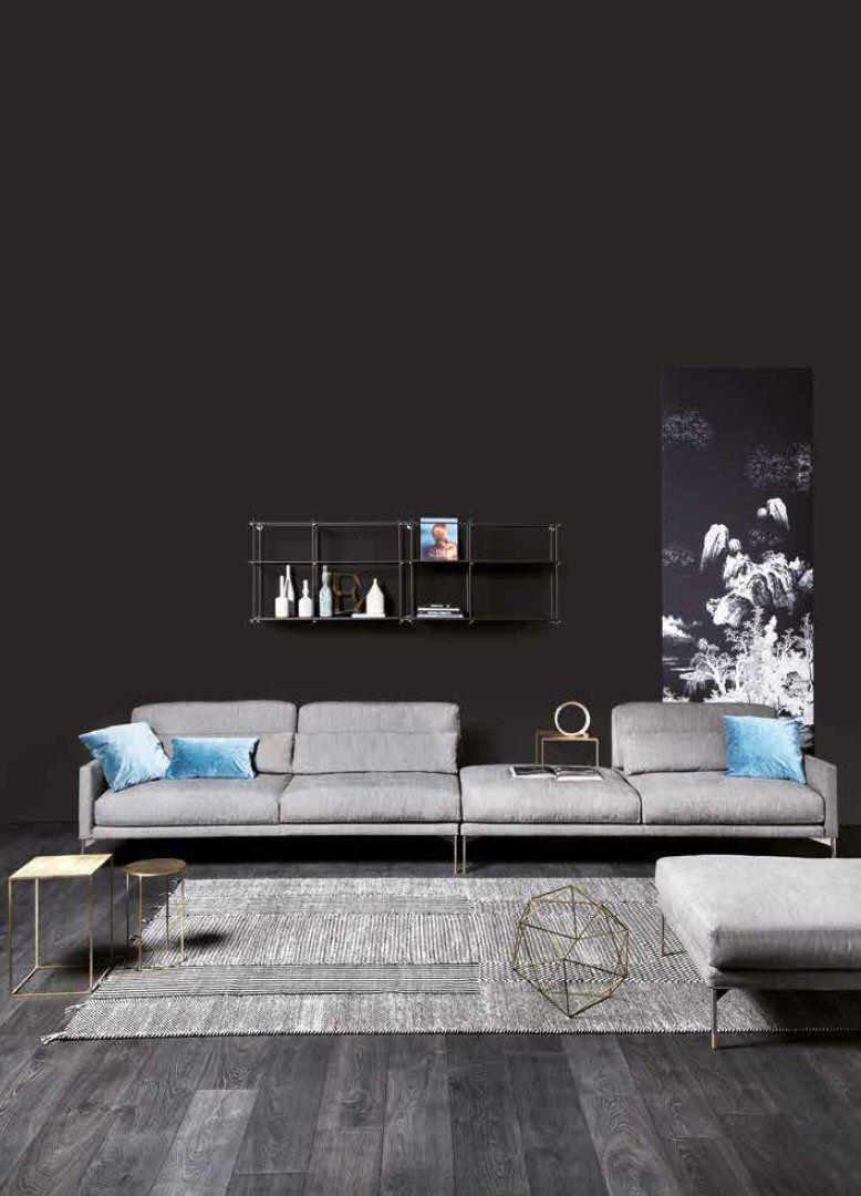 Form Design Divani.110 Modern Divano Sofa Nasce Per Riprogettare Una Forma