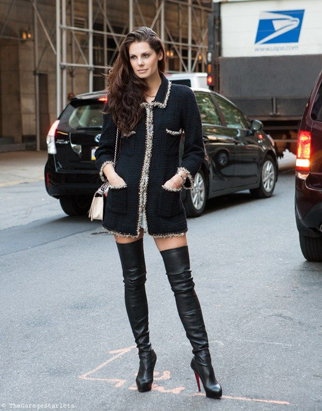 the latest f0bc9 97bb3 The Garage Starlets (Madlena) in Christian Louboutin ...