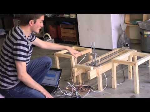 I Built a CNC Foam Wing Cutter! - YouTube