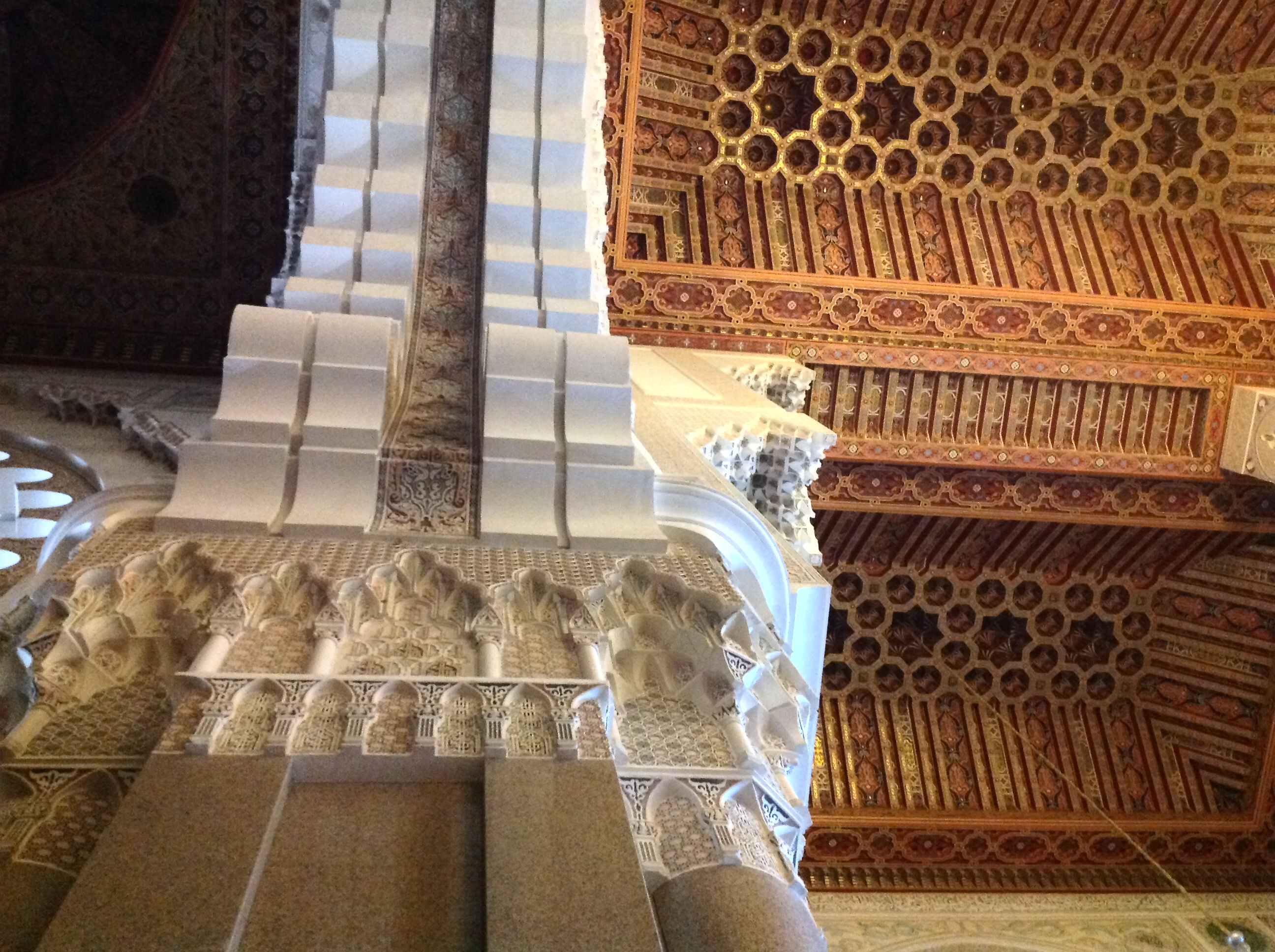 Arte islâmica - Marrocos