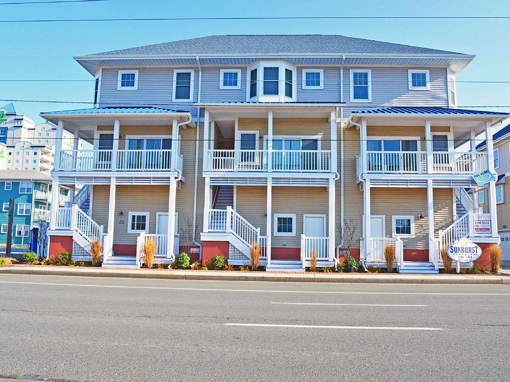 Townhome vacation rental in Ocean City from