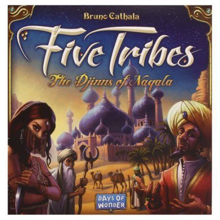 Five Tribes Board Games Game Sales Board Games For Couples