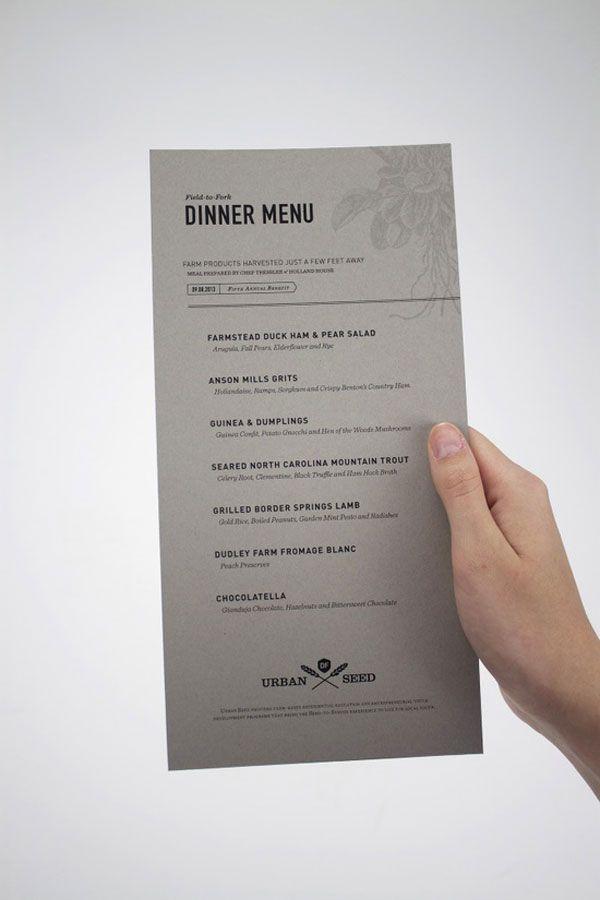 45 remarkable food drink menu designs menu pinterest menu